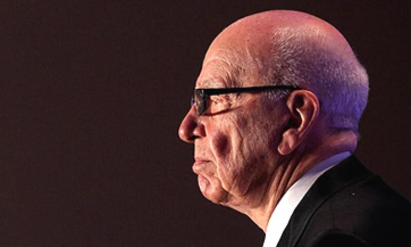 Si Murdoch dejara su cargo de CEO, se rumora que el director operativo de News Corp lo sustituiría. (Foto: Cortesía CNNMoney)