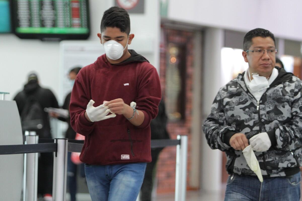 El coronavirus suma 12 decesos y 717 casos positivos en el país