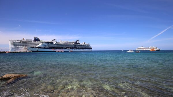 buque coronavirus cozumel