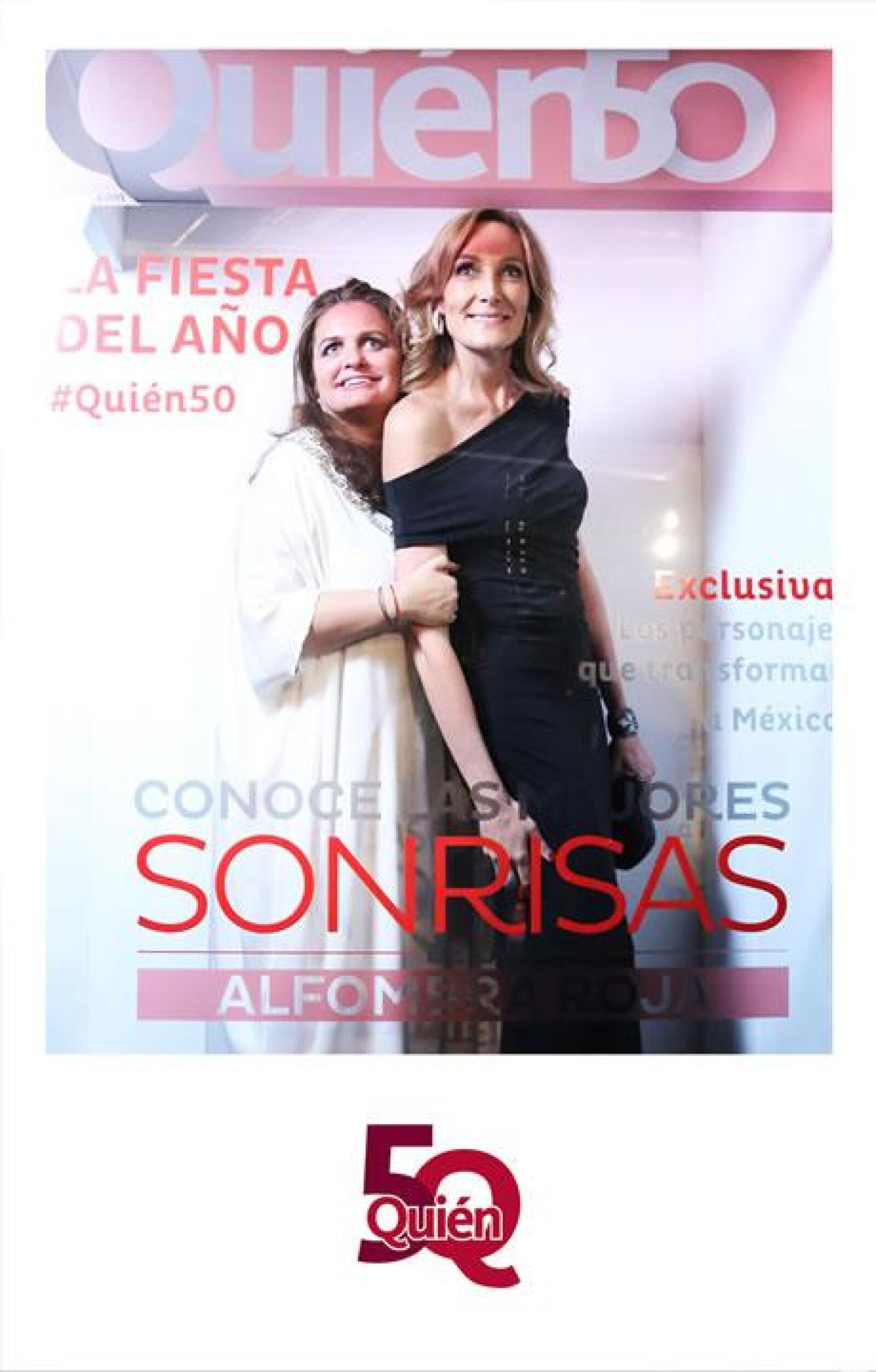 Sandra García-Sanjuan y Alejandra Alemán