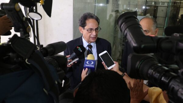 Sergio Aguayo fue demandado por Humberto Moreira en 2016.