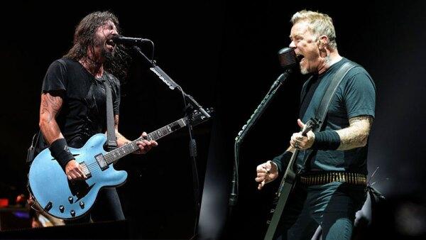 Metallica y Foo Fighters tienen documentales en Netflix