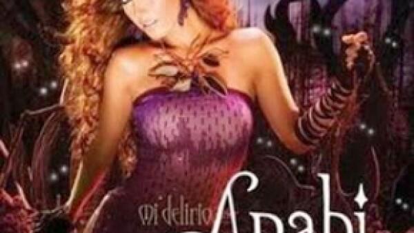 La cantante mexicana ofrecerá el próximo domingo un concierto en la capital chilena, la primera como solista, luego de la desintegración de la banda RBD.