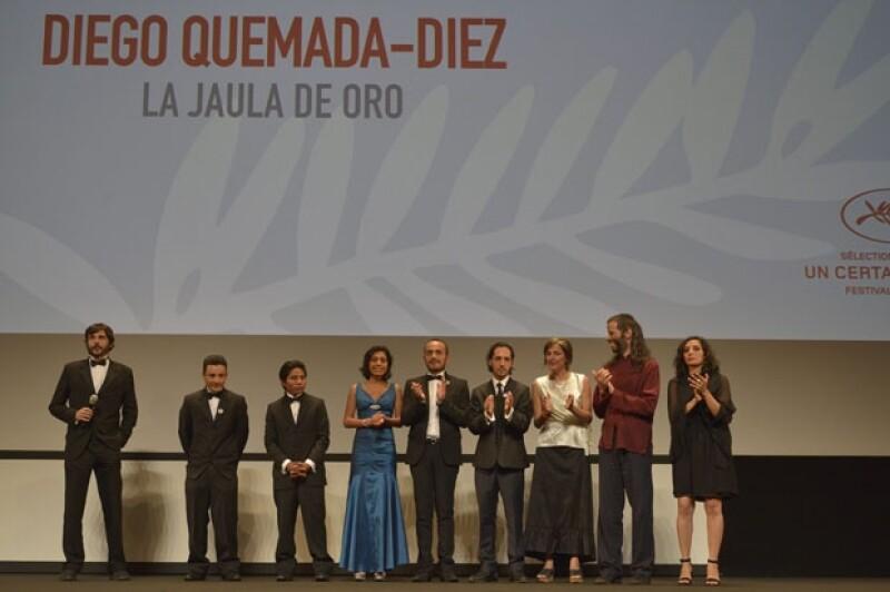 El filme de Diego Quemada-Díez obtiene el galardón Gillo Pontecorvo que conceden organismos italianos, durante la edición 66 del Festival de Cine de Cannes.