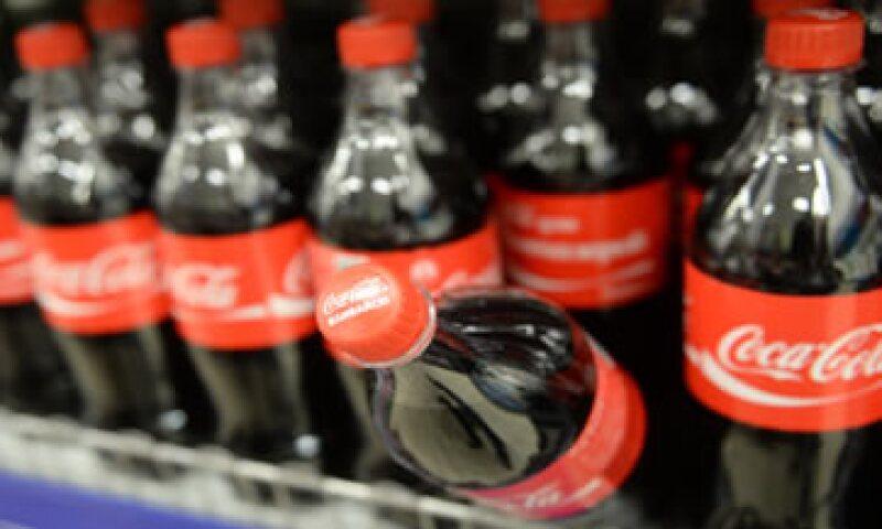 Coca-Cola ha extendido sus negocios a las aplicaciones móviles. (Foto: AFP)