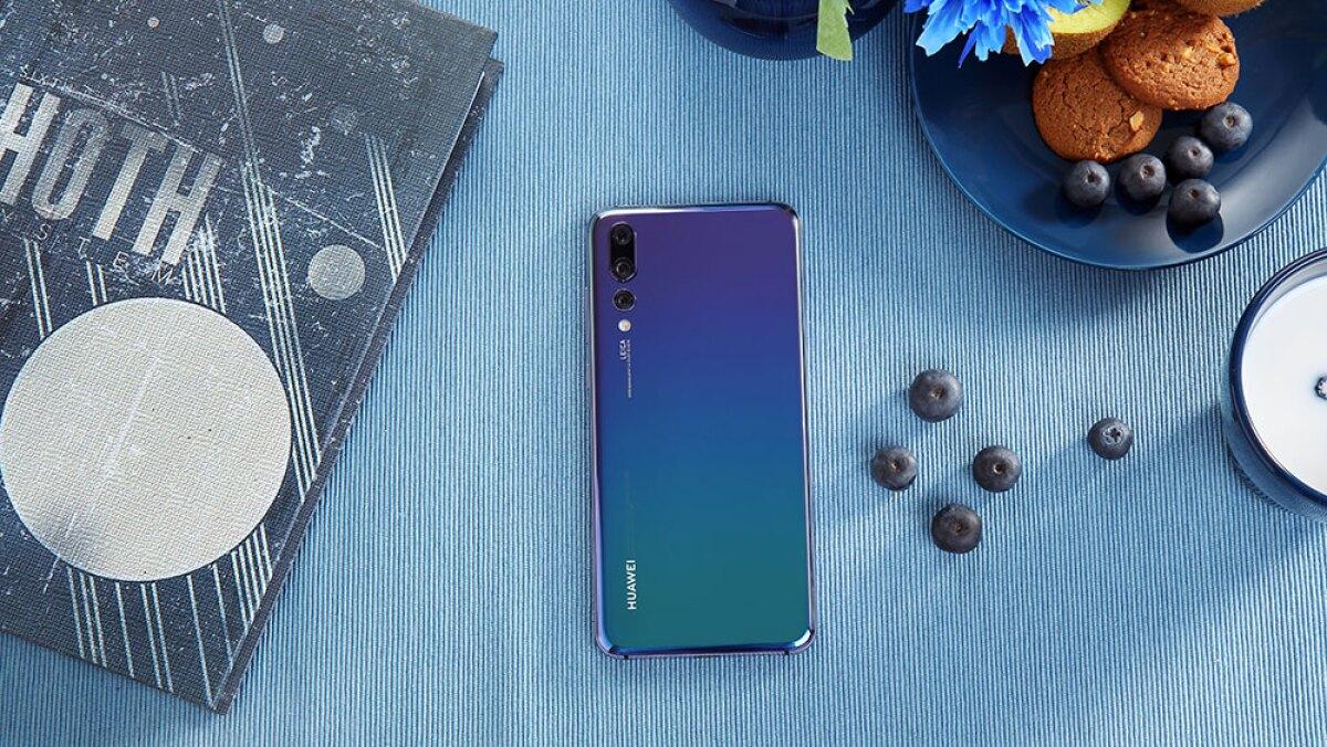 Razones para tener en tu vida el nuevo Huawei P20 Pro Twilight