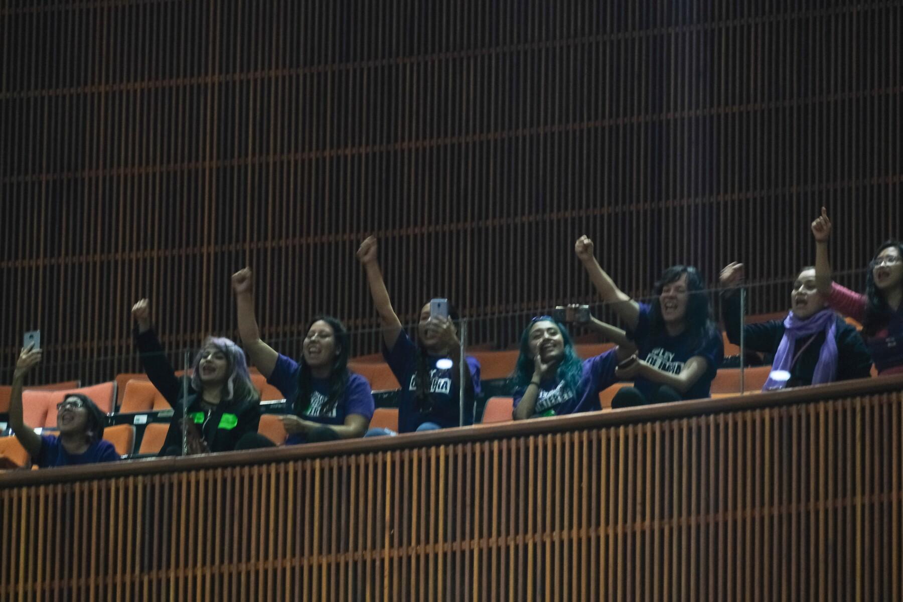 ley olimpia diputados