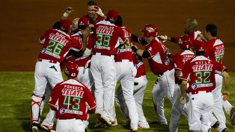 Los jugadores que representan a México en la Serie del Caribe