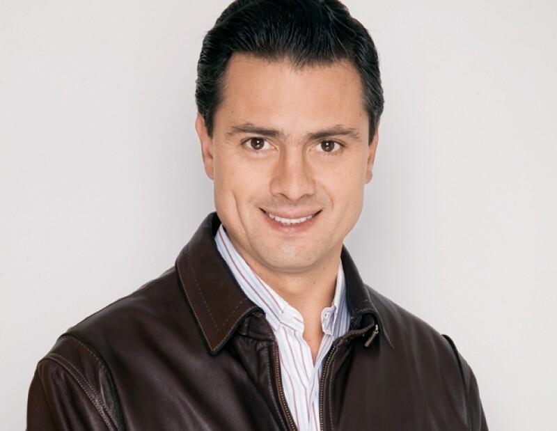 Enrique Peña Nieto, futuro Presidente de México