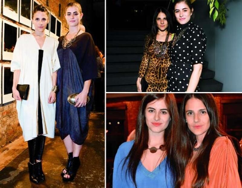 Paulina Rubio, Eugenia Debayle, Natalia Lafourcade y las hermanas Stephens son sólo algunas de las que forman esta lista aquí te mostramos su estilo.