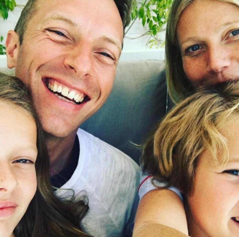 A sus 13 años Apple la hija de Gwyneth Paltrow ya es IDÉNTICA a ella