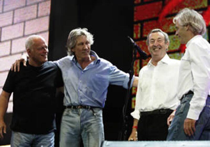 Pink Floyd firmó con EMI hace más de 40 años. (Foto: AP)