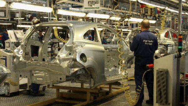 planta de Ford en Estados Unidos