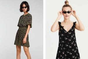10 vestidos veraniegos por menos de $899 pesos y dónde comprarlos