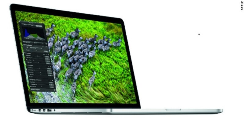 MacBookPro retina display Apple