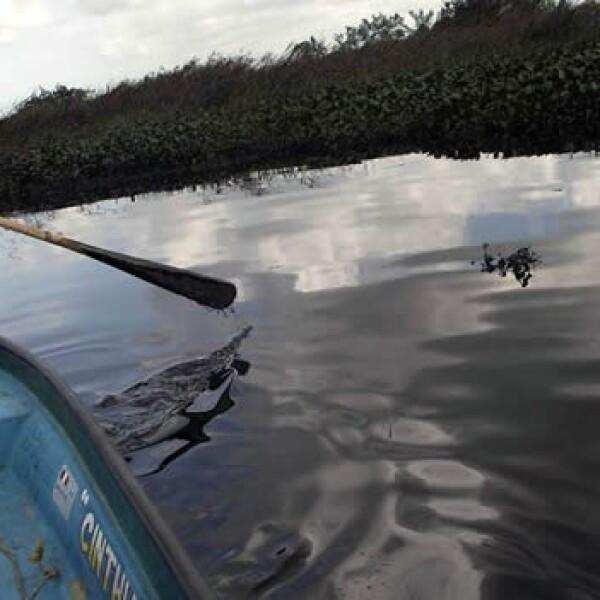 derrame de petróleo Veracruz 3 5