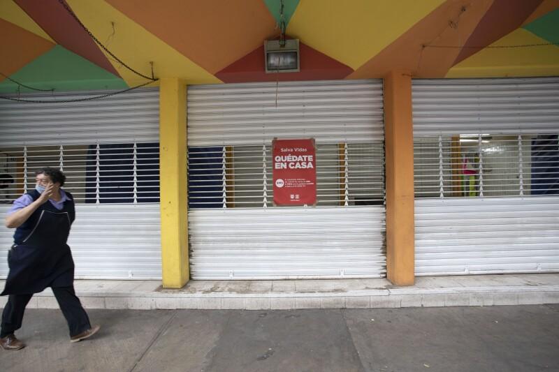 Mercados cerrados