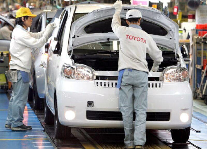 planta Toyota en Jap�n
