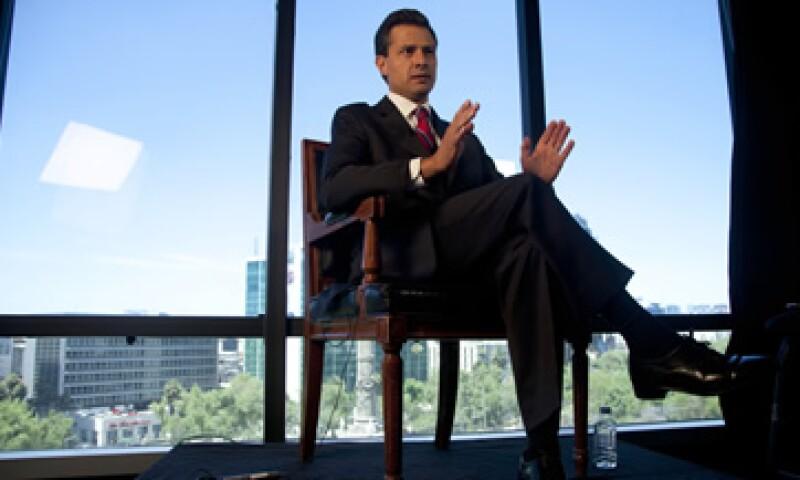 Los dos primeros años de Peña Nieto serán su gran oportunidad de trascender y diferenciarse de sus antecesores. (Foto: AP)