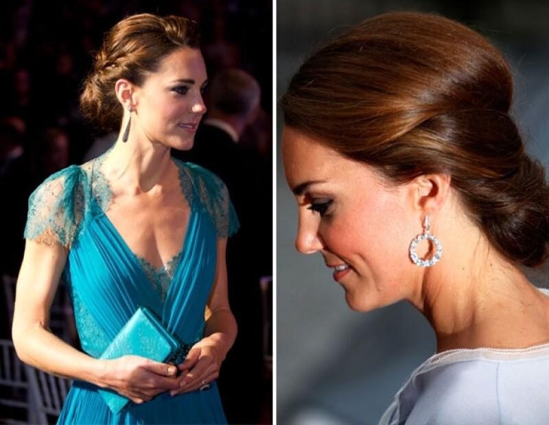 Pocas melenas han despertado tantas envidias como la de la Duquesa de Cambridge, quien, sin importar cómo la use, siempre se ve espectacular.