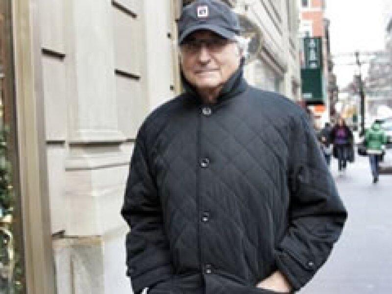 Bernard Madoff es acusado de haber cometido un fraude financiero de 50,000 millones de dólares.(Foto: Archivo)