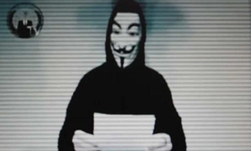 Anonymous atacó la semana pasada varias páginas del Gobierno chino y colapsó algunas de ellas. (Foto: AP)