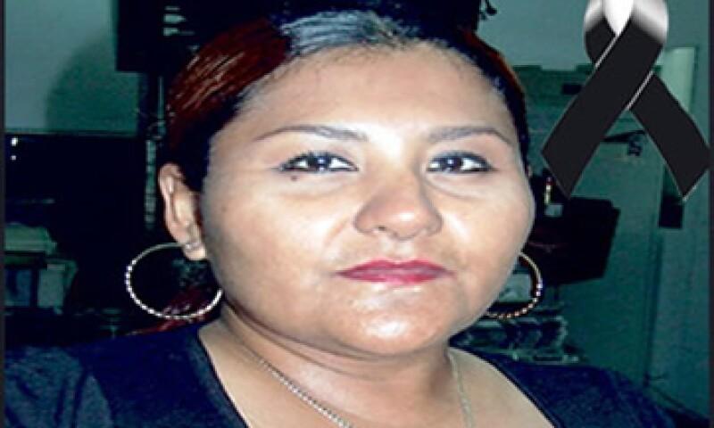La periodista Yolanda Ordaz fue encontrada sin vida en las inmediaciones del periódico Imágen ubicado en el municipio de Boca del Río, Veracruz. (Foto: Notimex)