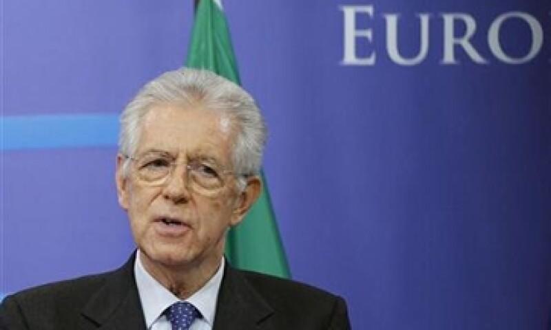 El plan que presentará el Gobierno de Mario Monti busca recaudar 10,000 mde. (Foto: Reuters)