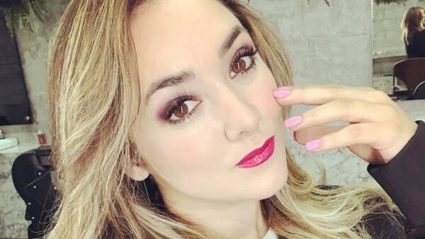 Beso entre Sherlyn y José Luis de Río Roma confirmaría romance