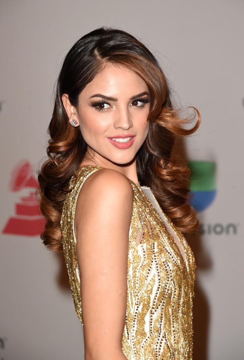 Así como Ricky Martin, Paulina Rubio y Marc Anthony, la joven actriz se une al movimiento #LatinosUnidos.