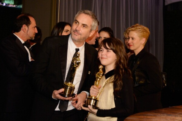 86th Annual Academy Awards - Governors Ball