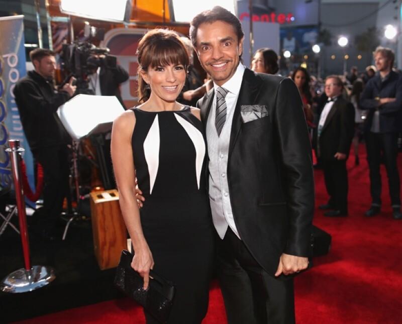 Alessandra y Eugenio dieron la noticia después de una semana de glamour en Los Ángeles.