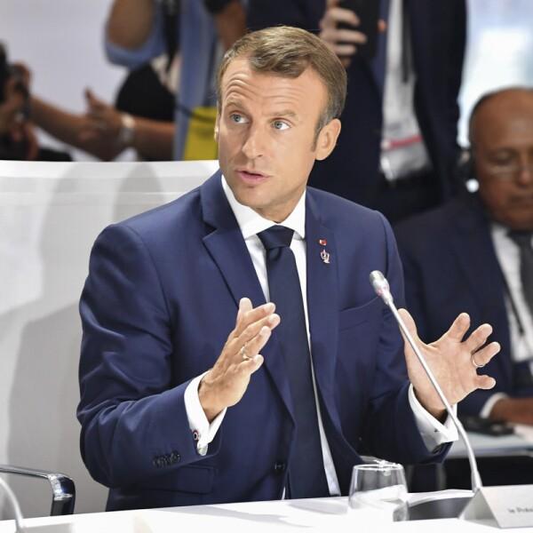 G7 Macron