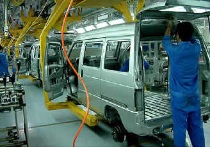 General Motors se prepara para integrar a su poderío en China dos plantas que están en construcción. (Foto: Cortesía CNNMoney)