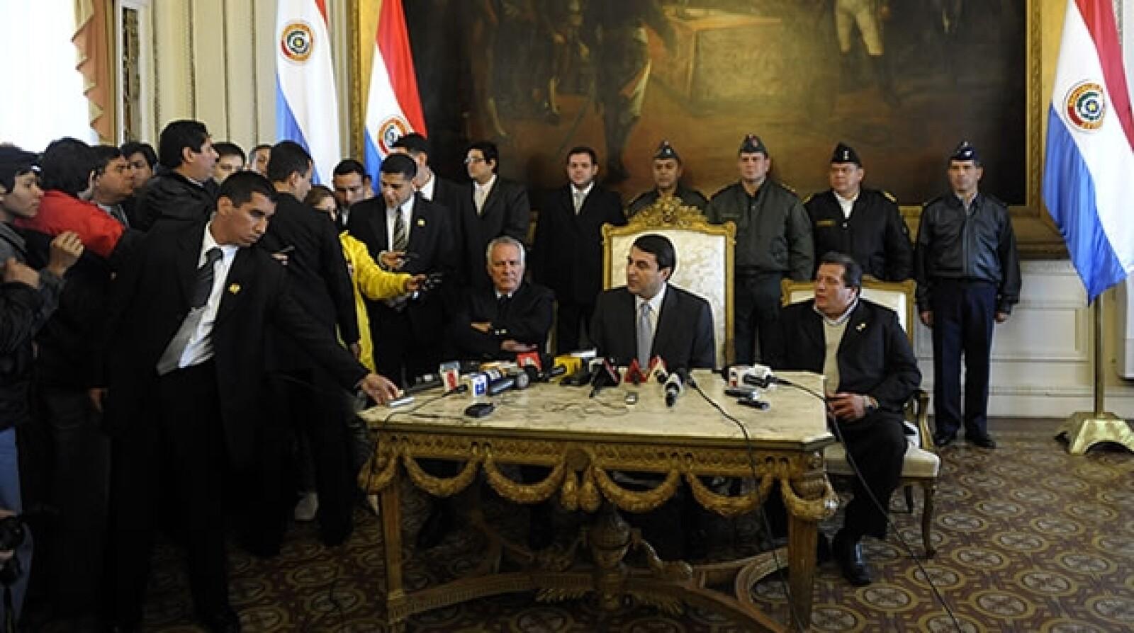 crisis paraguay