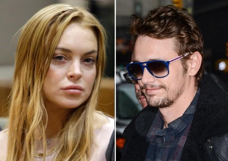 El actor contó la anécdota a una cadena de radio, dijo haber sentido pena por el mal momento que pasaba Lindsay en ese entonces.
