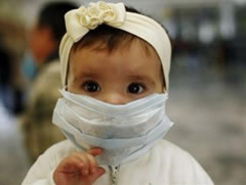 La cantidad de muertos y contagiados de influenza porcina es aún pequeño, comparado con epidemias pasadas. (Foto: AP)