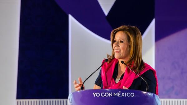 La esposa del expresidente Felipe Calderón es una de las interesadas en obtener la candidatura por el Partido Acción Nacional (PAN) para contender por la presidencia de la República en el 2018.