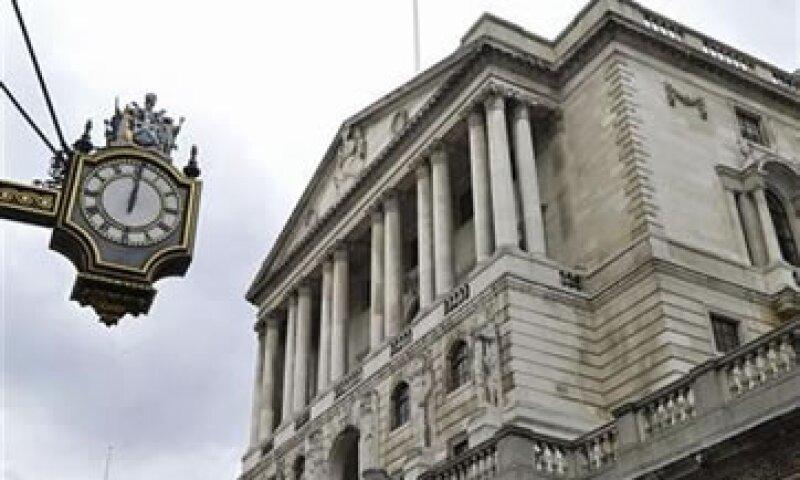 El Banco de Inglaterra puede ser el próximo en dirigir la tasa Libor. (Foto: Archivo)