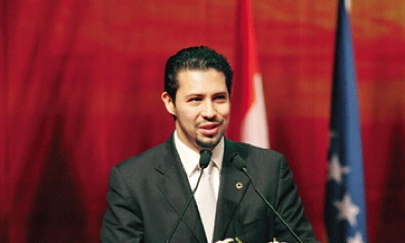 Rodrigo Alpizar Vallejo ocupará el cargo en el periodo 2013-2014. (Foto: Tomada de Rodrigoalpizarvallejo.com.mx)