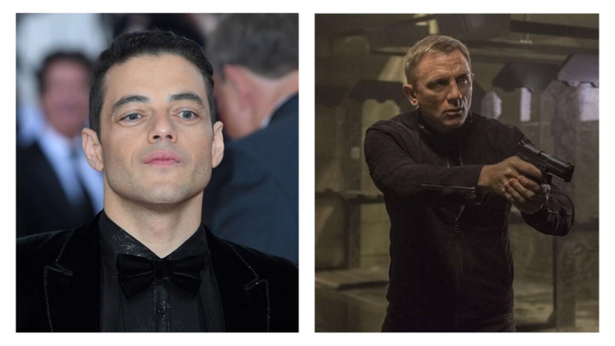 Rami Malek pone fin a rumores sobre problemas en 'Bond 25'