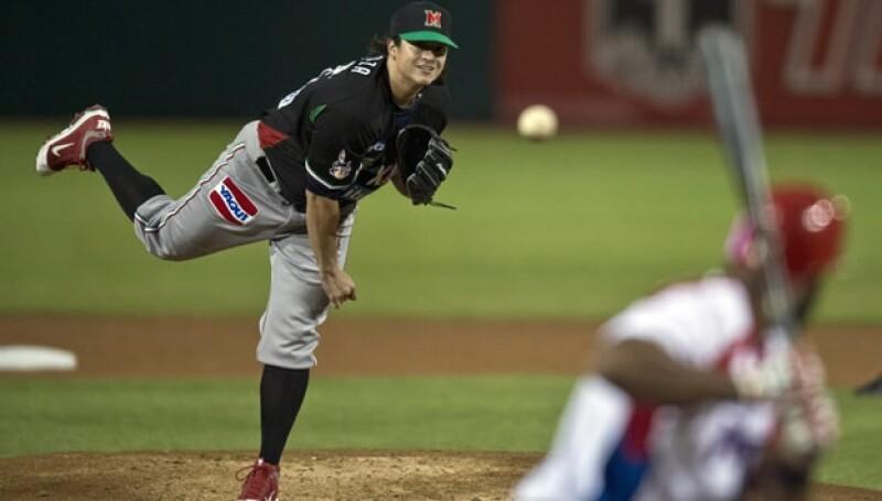Los Yaquis de Obregón, equipo campeón del beisbol mexicano