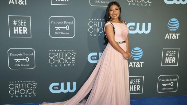 Yalitza Aparicio recibió así su nominación al Oscar