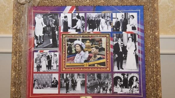 La Duquesa se encuentra en este país junto a Guillermo, la noche de este jueves deslumbró con un vestido digno de una Princesa. La pareja británica recibió majestuosos regalos.