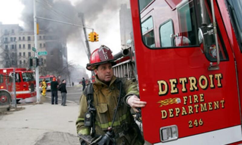 No hay suficientes ambulancias para atender emergencias. (Foto: Reuters)
