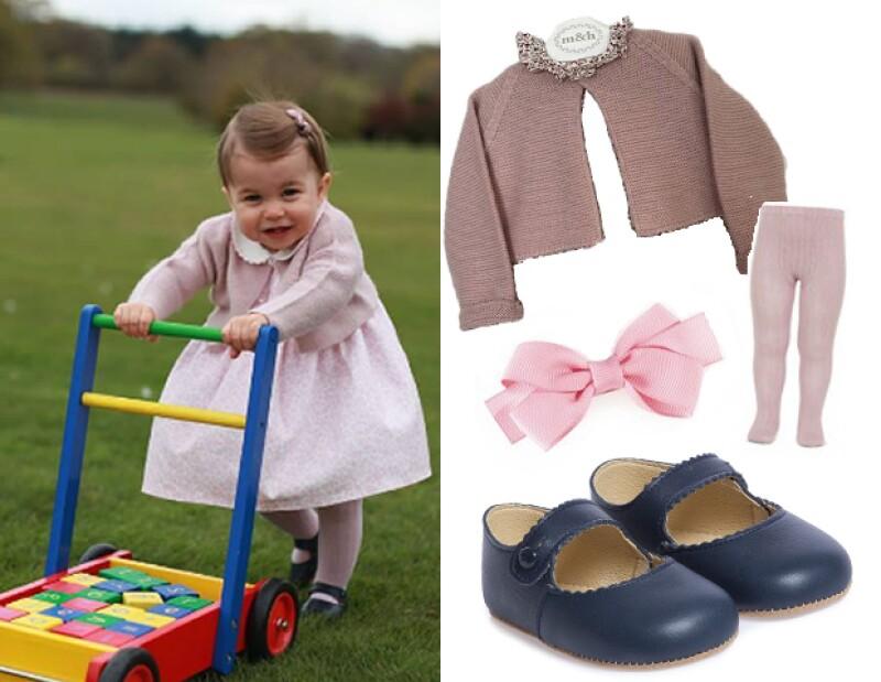 La princesa cumple hoy 1 año y para conmemorarlo hicimos un recuento de sus mejores outfits. Sin duda se ha convertido en una it baby en un abrir y cerrar de ojos.