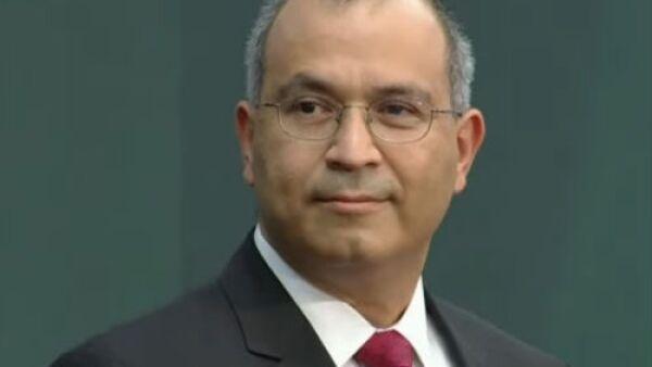 Carlos Alberto Trevi�o Medina, director de Pemex