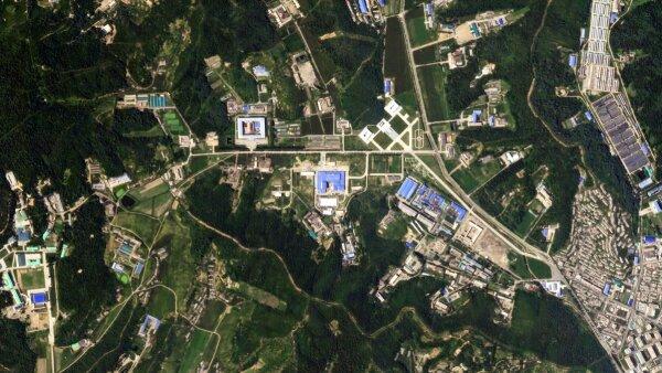 Fabrica de Corea del Norte