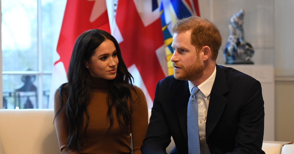 Prince Harry accuses royal family of 'completely abandoning him'