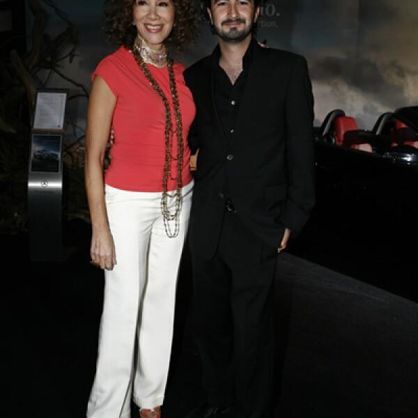 Beatriz Calles y Jorge Torres